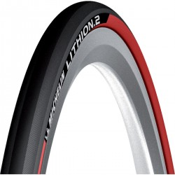 Cubierta MICHELIN LITHION 2 700x25 Gris