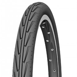 Cubierta MICHELIN CITY J 20x1.75 Negro
