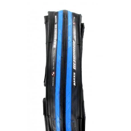 Cubierta MAXXIS DETONATOR 700x23 Azul
