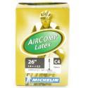 Cámara de aire MICHELIN LATEX AIRCOMP C4 Presta 40mm