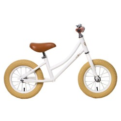 Bicicleta sin pedales REBEL KIDZ Air Classic 12.5' Blanco