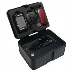 Ciclocomputador GPS Lezyne Super Y10 +HR Cadence