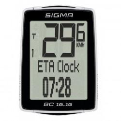 Cuentakilómetros Sigma BC 16.16 STS Topline Sin Fil