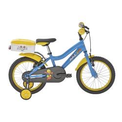 Bicicleta Infantil GITANE Miniz 16' Azul Amarillo