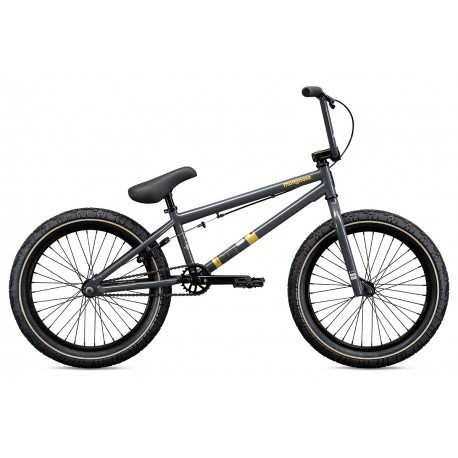 BMX Freestyle MONGOOSE L60 Negro 2018