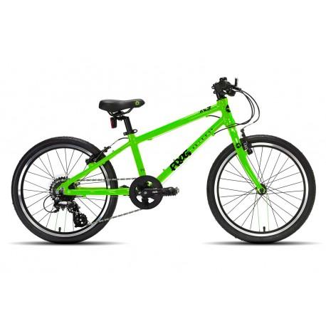 MTB Infantil FROG BIKES 55 20'' 8 velocidades Verde