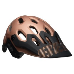 Casco BELL Super 3 Negro/Copper