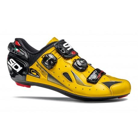 Zapatillas SIDI Ergo 4 Amarillo Negro