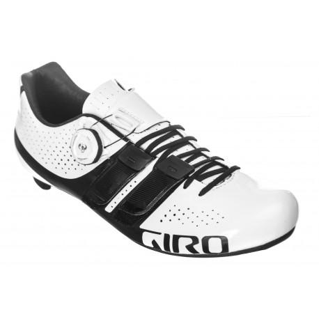 Zapatillas GIRO Factor Techlace Blanco/Negro