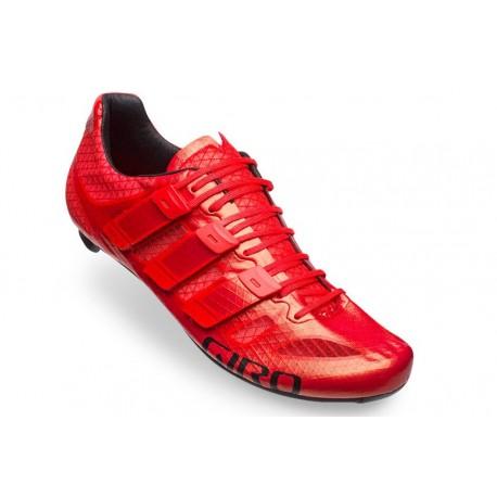 Zapatillas GIRO Prolight Techlace Rojo