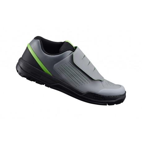 Zapatillas SHIMANO SH-GR900SR Gris/Verde