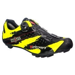 Zapatillas VITTORIA Absolute Carbon Boa Negro/Amarillo