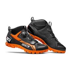 Zapatillas SIDI Defender Negro/Naranja