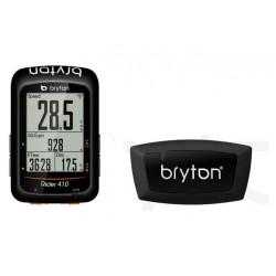 Ciclocomputador GPS BRYTON Rider 410H