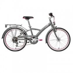 Bicicleta Infantil B'TWIN MISTIGIRL 540 20'' Rosa