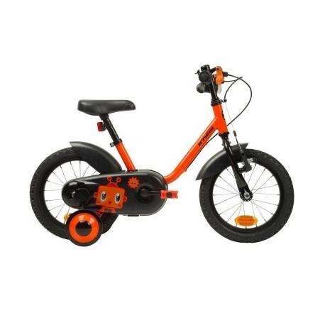 Bicicleta Infantil B'TWIN 500 14'' Robot 3-4.5 años