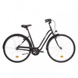 Bicicleta Urbana B'TWIN ELOPS 100 Cuadro Bajo