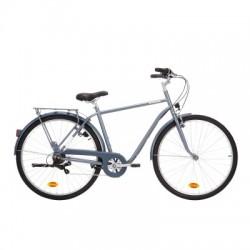 Bicicleta Urbana B'TWIN ELOPS 120 Cuadro Alto