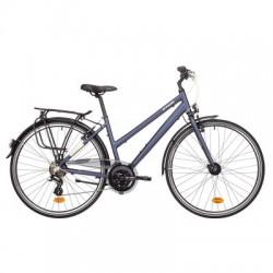 Bicicleta Urbana B'TWIN HOPRIDER 100 Cuadro Bajo