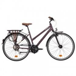 Bicicleta Urbana B'TWIN HOPRIDER 500 Cuadro Bajo