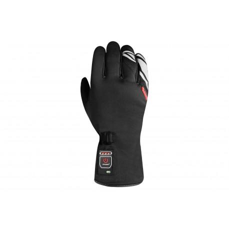 Guantes calentados RACER E-Glove 2 Negro