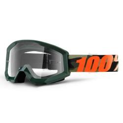 Máscara 100% Strata Huntsitan Verde