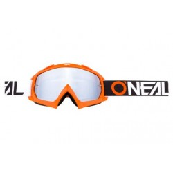Máscara O'NEAL B-10 Pixel TwoFace Naranja