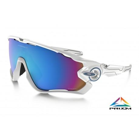 Gafas OAKLEY Jawbreaker Prizm Snow Blanco