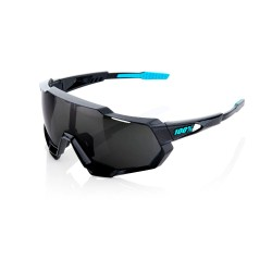 Gafas 100% Speedtrap Polished Black Graphic