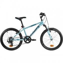 Bicicleta Infantil ROCKRIDER ST 500 20'' 6-9 años Azul