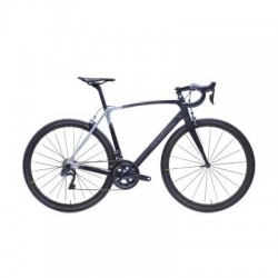 Bicicleta de Carretera VAN RYSEL RCR 940 Negro