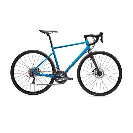 Bicicleta de Carretera TRIBAN RC 500 Azul