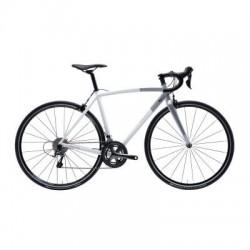Bicicleta de Carretera VAN RYSEL ULTRA Mujer Blanco