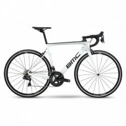 Bicicleta de Carretera BMC Teammachine 02 One Blanco/Negro 2020