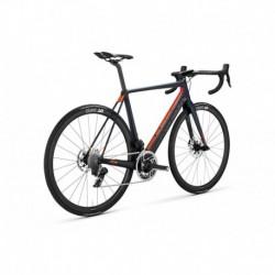 Bicicleta de Carretera CERVELO R5 Disc Azul/Naranja 2020