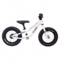Bicicleta sin pedales SCAMP MiniFox 12'' Blanco