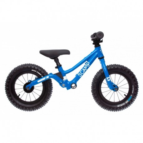 Bicicleta sin pedales SCAMP MiniFox Power 12'' Azul