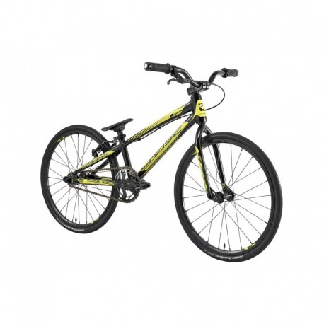 BMX Race CHASE Edge Mini Negro/Amarillo 2020