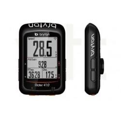 Ciclocomputador GPS BRYTON Rider 410E