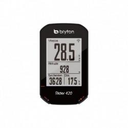 Cuentakilómetros GPS BRYTON Rider 420E