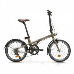 Bicicleta Plegable TILT 900 Barniz Natural