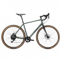 Bicicleta de Gravel TRIBAN GRVL 120 Verde