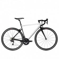 Bicicleta de Carretera VAN RYSEL EDR AF Blanco/Negro
