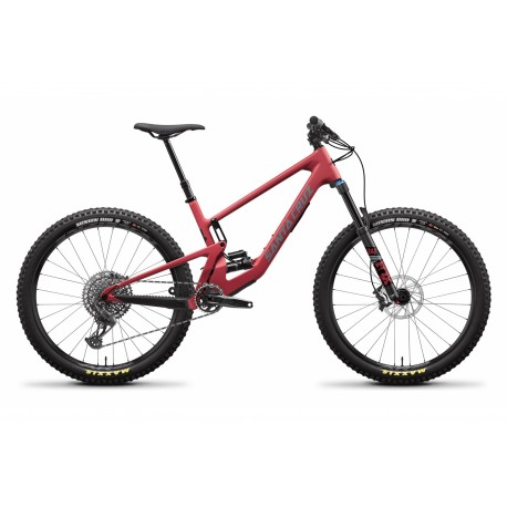 VTT SANTA CRUZ 5010 C Carbon 27.5'' Raspberry Sorbet and Grey 2021