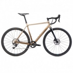 Bicicleta de Gravel EDR OFFROAD VAN RYSEL GRX 1X