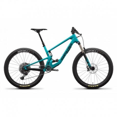 MTB SANTA CRUZ 5010 C 27.5'' Azul/Negro 2021