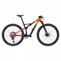 MTB CANNONDALE Scalpel Carbon 2 29'' Gris/Orange 2021