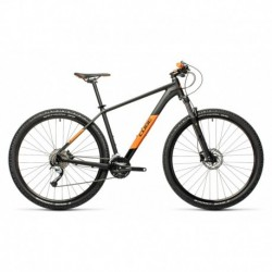MTB CUBE Aim SL 27.5'' Negro/Orange 2021