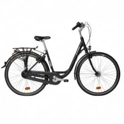 Bicicleta Urbana ELOPS 920 Gris Oscuro