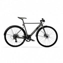 Bicicleta Urbana ELOPS SPEED 900 Gris